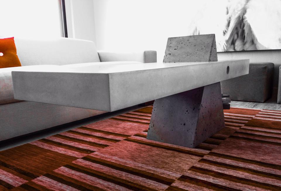 LAUGER CONCRETE + DESIGN